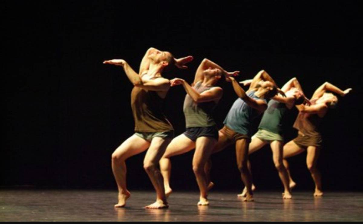 Spectacle Max d'Ohad Naharin